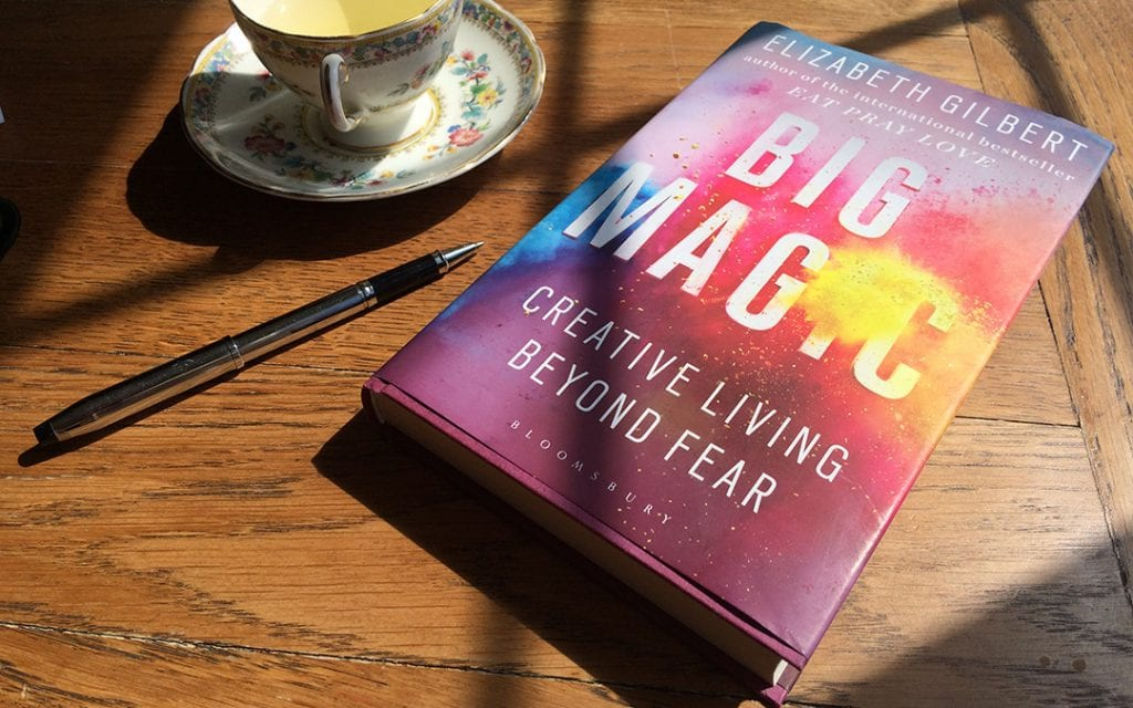 Big Magic Creative Living Beyond Fear Summary