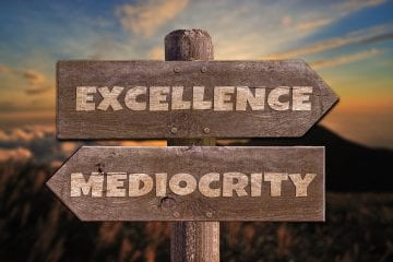 Habits of Mediocre People