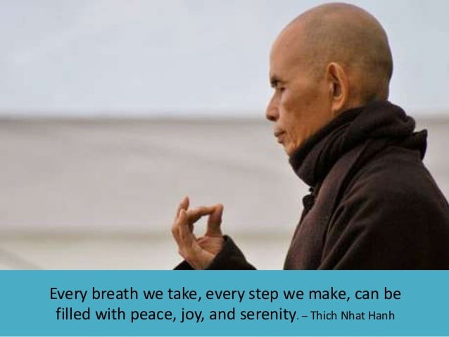 Peace Is Every Breath Summary