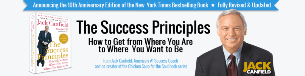 The Success Principles Summary