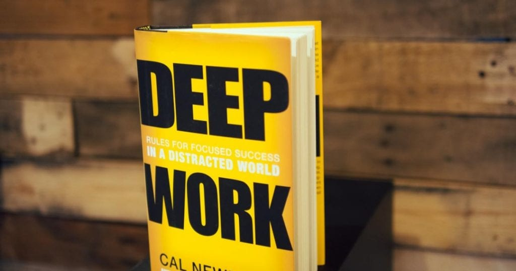 Deep Work Book Summary + Improve Concentration