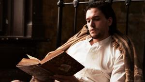 Kit Harington - Top 5 Hollywood Celebrities Who Love Reading Books