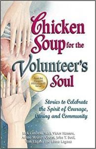 Top 10 Self Development Books-Chicken Soup for the Volunteer's Soul