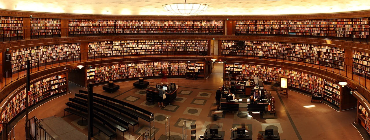 Best Public Libraries In The World