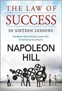 The Law of Success In Sixteen Lessons - Top 5 Self Confidence Books