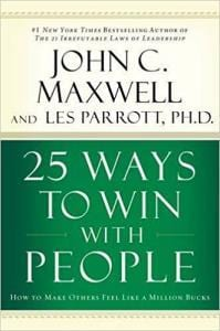 25 Ways To Win With People Summary