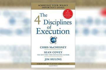 The 4 Disciplines of Execution Summary - Header
