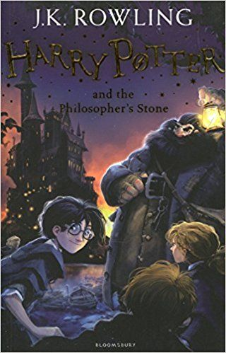 Harry Potter and the philosopher's stone by J.W. Rowling - Best Books For Kids