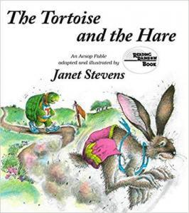 The Tortoise and the Hare by Aesop - Best Books For Kids