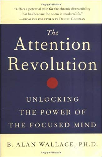 The Attention Revolution Book