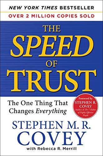 The SPEED of Trust Book