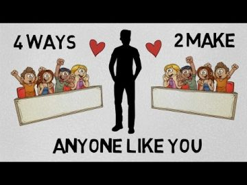4 WAYS to make PEOPLE LIKE YOU(HINDI) - how to win friends book summary